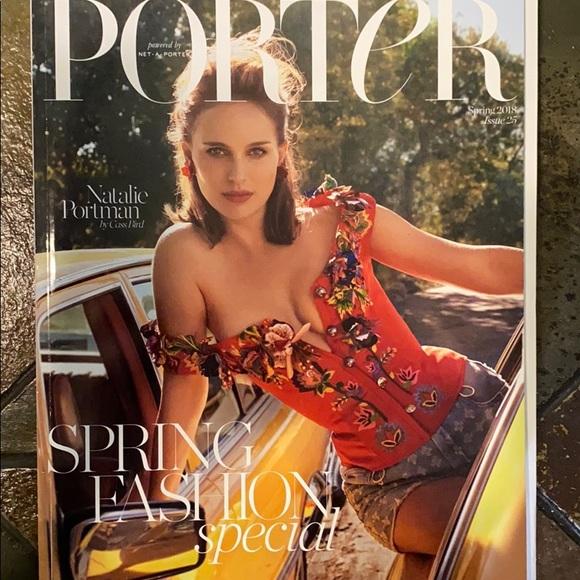 Other - RARE Net-A-Porter spring 2018 magazine